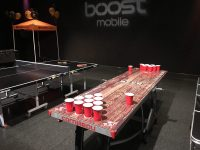 Beer Pong Table Rental Game - Lets Party