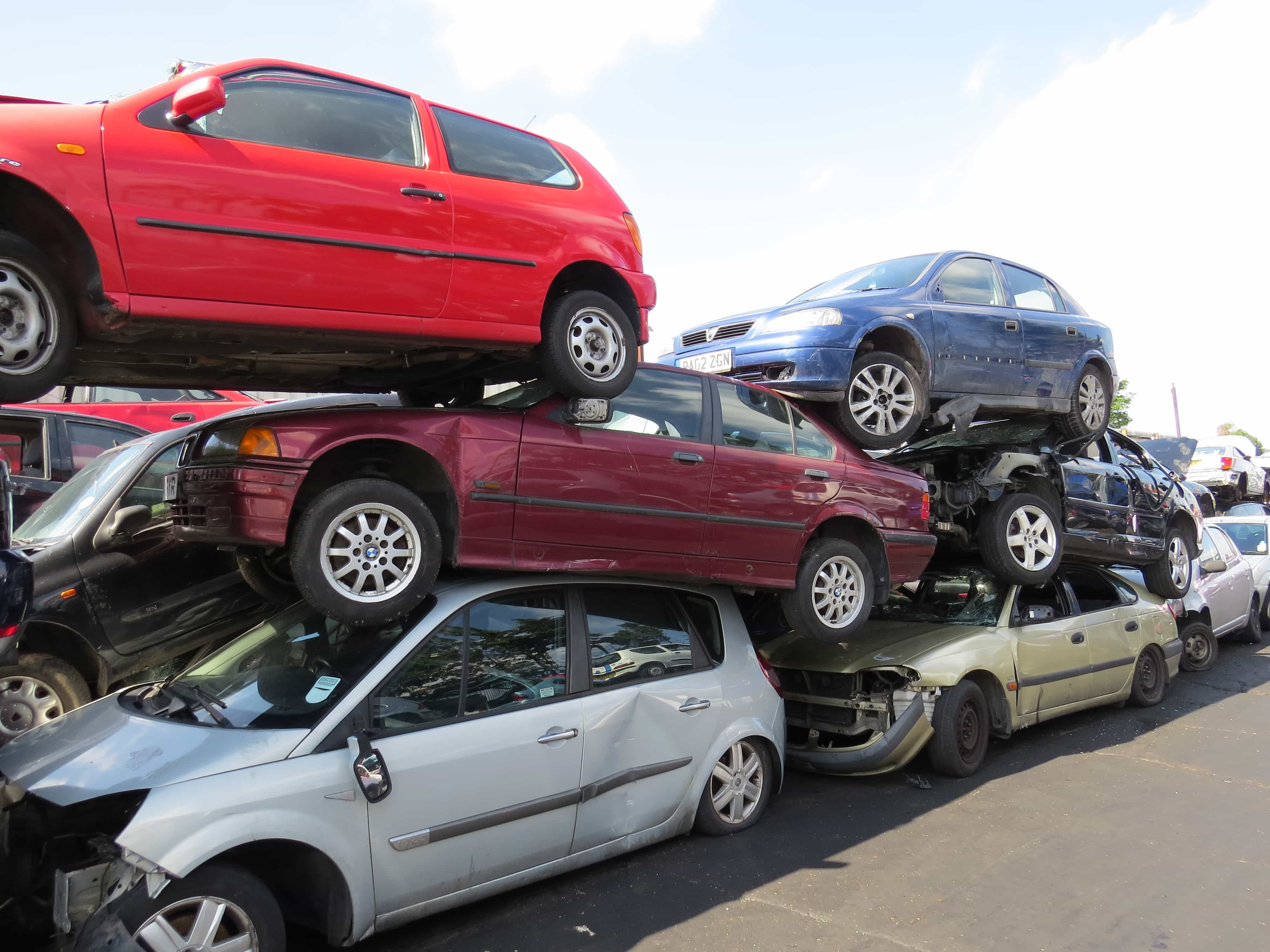 Car Manufacturers Vacancies Car Recycling Scheme Launched For Uk's 'orphan' Elvs