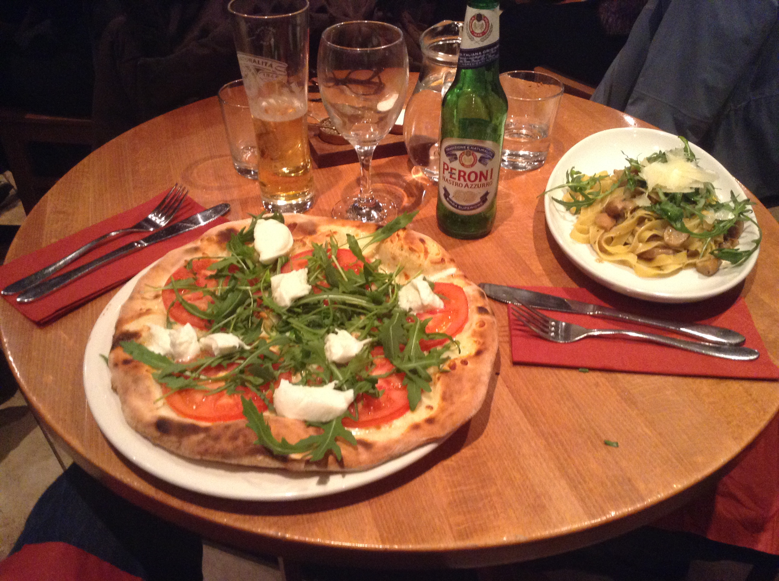 La Cucina A Taste Of Italy In St Clements Lets Visit Oxford