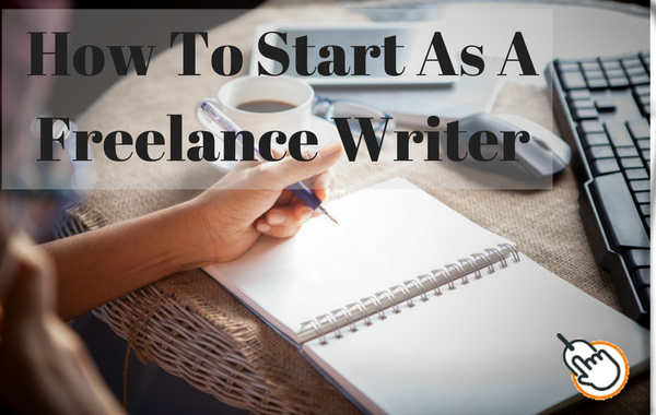 freelance writing how to get started as a lance writer let s work