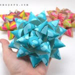 How to Make Beautiful Paper Gift Bows