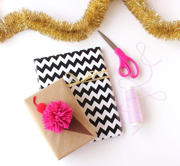 @letswrapstuff creative gift wrap