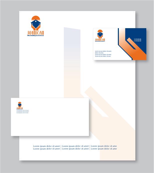 Business Letterhead Design Custom Letterhead Stationery