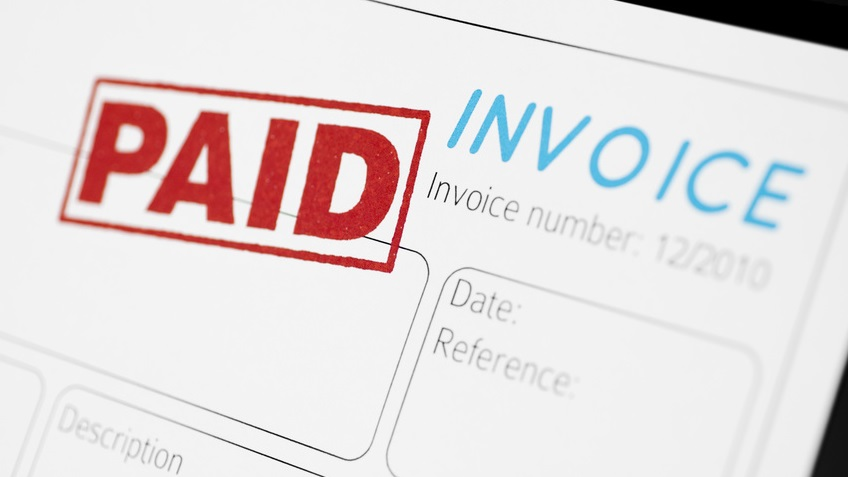 5 Easy Tips For Getting Your Invoices Paid Faster - paid invoices