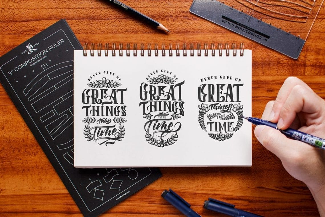 Calligraphy Input Online This Tool Will Help Improve Your Lettering Composition Lettering