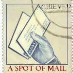 spot of mail
