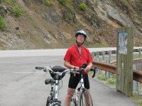 Gary not riding....