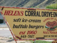 Helen's Corral Drive-In