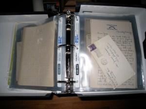 World War II Letters