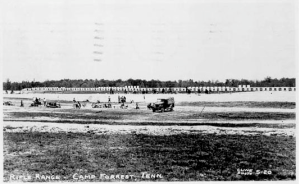 Rifle Range Camp Forrest