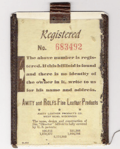 Lorne's Pocket Register