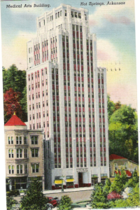 Medical Arts Building, Hot Springs, Arkansas