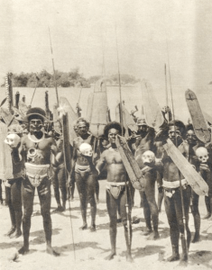 Head Hunters Of The Solomon Islands