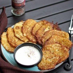 Potato Latkes / Potato Pancakes