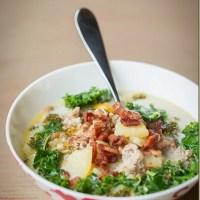 Hearty Zuppa Toscana (Olive Garden Copycat Recipe)