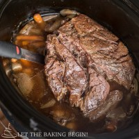 Perfectly Simple Pot Roast