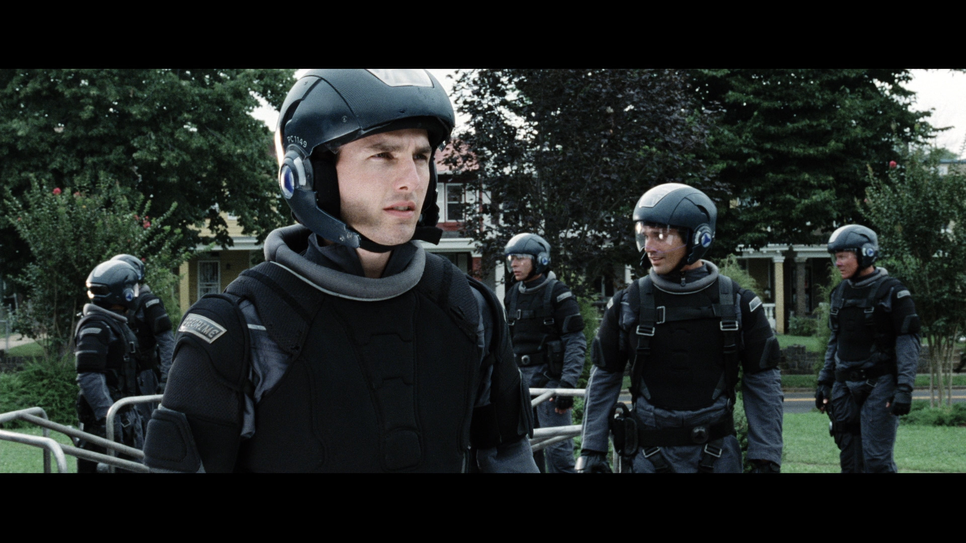 Police Cop Car Live Wallpaper Minority Report Freedom Or Safety Let There Be Movies