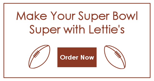 Super Bowl from Letties Kitchen