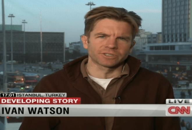Ivan Watson on the Syrian crisis...