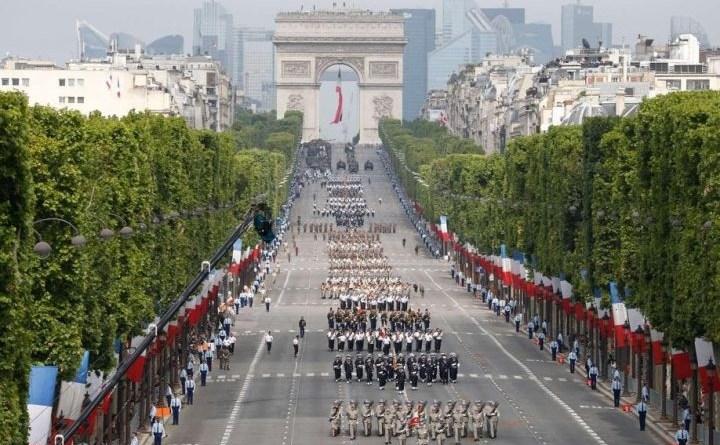 Bastille Day 2016…