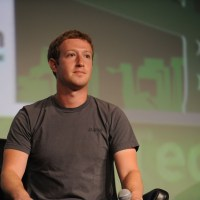 Zuckerberg étudiant