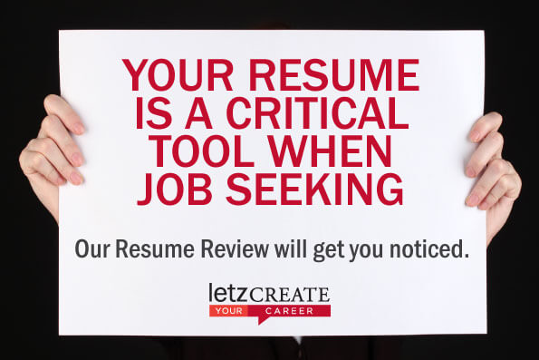 Resume Review Letz Create Melbourne, Vic Letz Create - resume review
