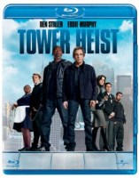 Tower Heist Blu-ray cover packshot
