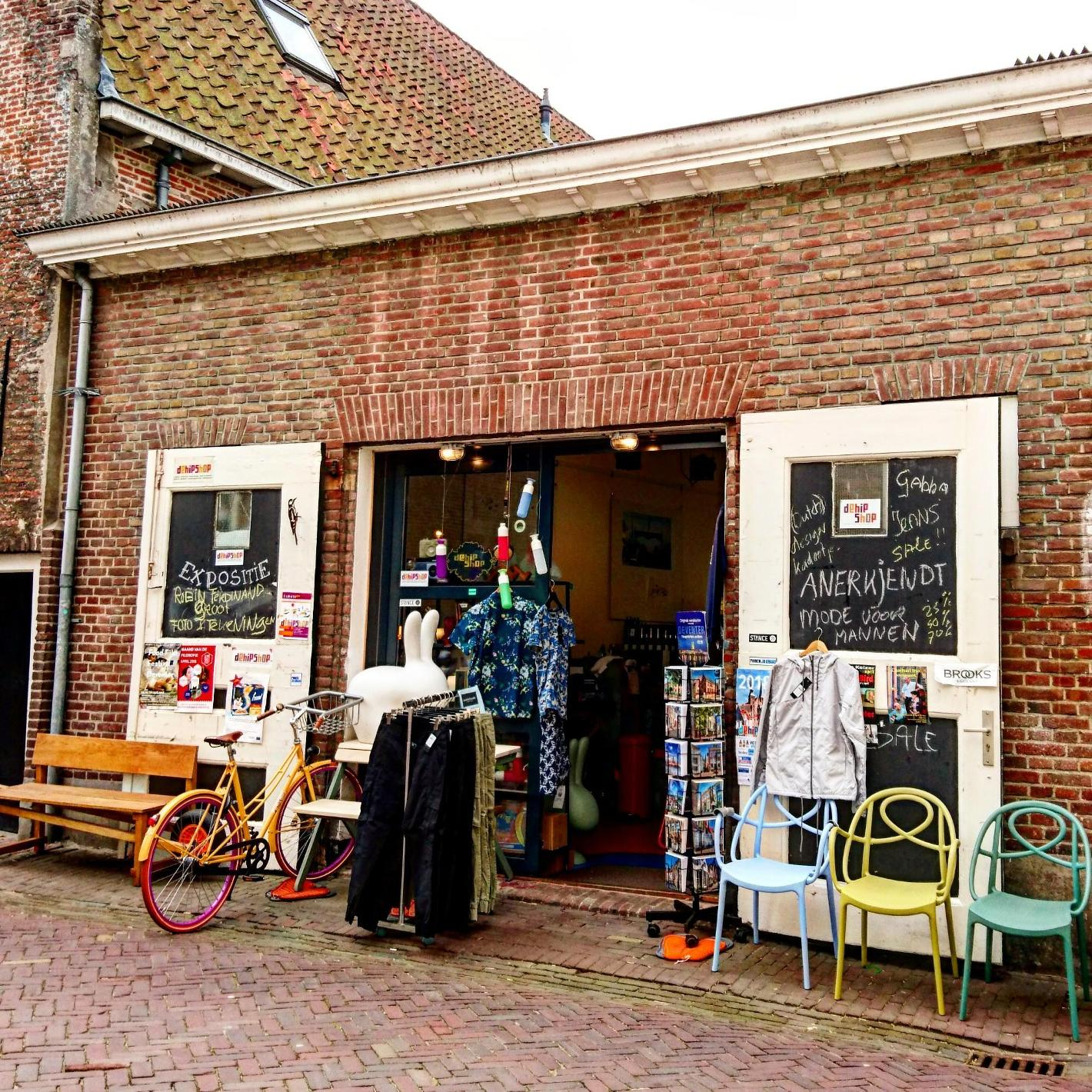Deventer Winkelen Mode Kado Wonen In Deventer De Hipshop