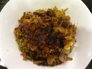 Quinoajadara/Quinoa Mujadara - The Levantess