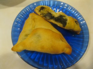 Spinach pies (Fatayer/Aqrass bi Sabanekh) and Lent in the Levant|The Levantess