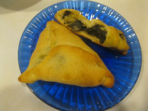 Spinach pies (Fatayer/Aqrass bi Sabanekh) |The Levantess