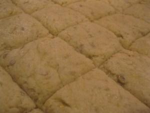 Helba - Fenugreek Cake Bars | The Levantess