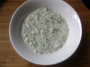 Bakdounsiya - Parsley Tahini Dip |The Levantess