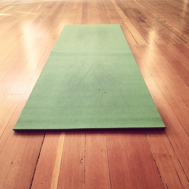 The lonely yogi