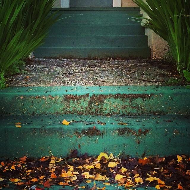 #stepstothewest #berkeley #westberkeley #seagreen
