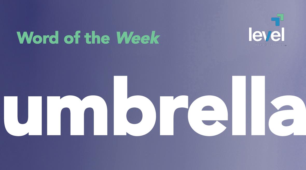 Word of the Week Umbrella Liability Insurance \u2013 Level Financial
