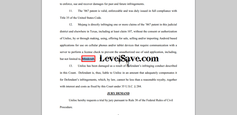 LevelSavenotch.net