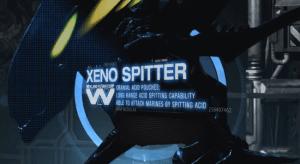 Spitter Class Xenomorph