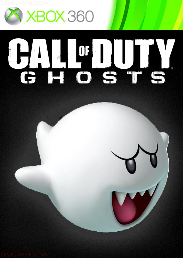 Call of Duty: Ghosts - Mario Version