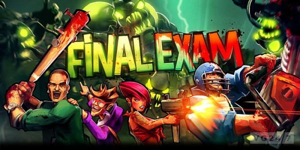 New Final Exam Screenshots Cover