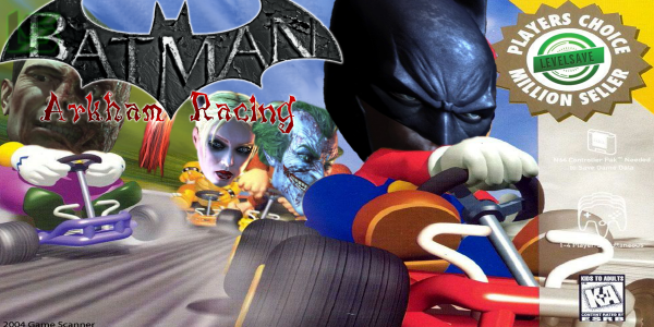 Batman-Arkham-Racing