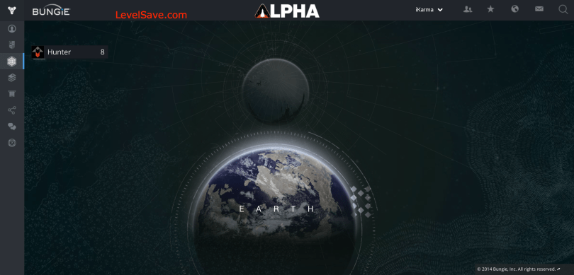 Destiny Alpha Website