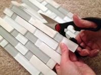 DIY Kitchen Backsplash (Part 4): Installing Backsplash Tiles