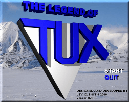 Legend of Tux