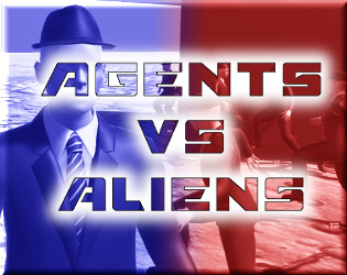 Agents vs Aliens