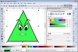 Shape Quest Inkscape