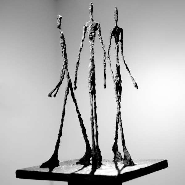 Alberto Giacometti: 45 Drawings Portfolio