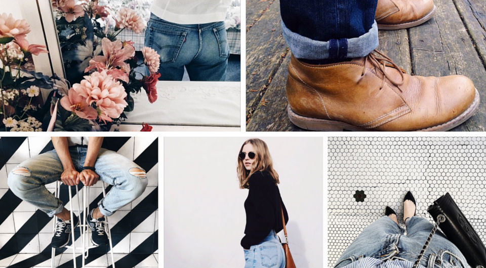 501 Ct Jean Levi Insta-inspiration: How To Style Your Levi's 501 Cts