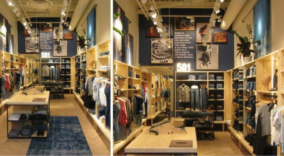 Levis Shop Levi's® Opens Women's-only Store In Nice - Levi Strauss