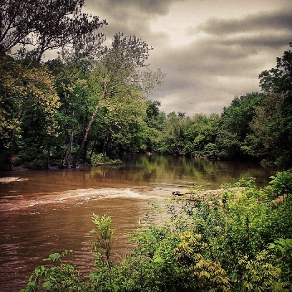 Forecasters Warn Of Possible Stream & Creek Flooding